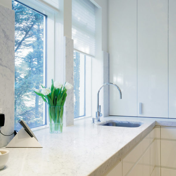 Bianco Carrara marmari