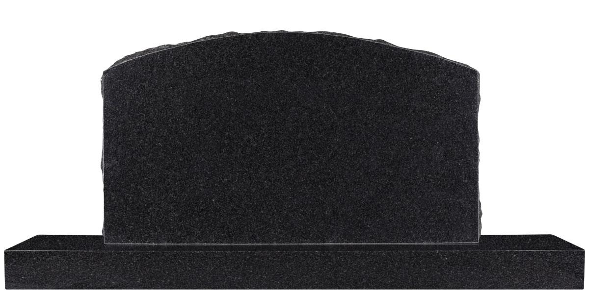 Granít legsteinar - H-101-NA