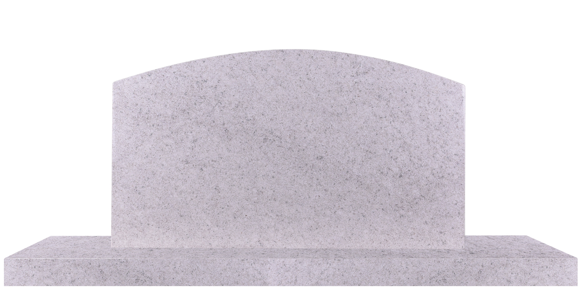 Granít legsteinar - H-101-WP