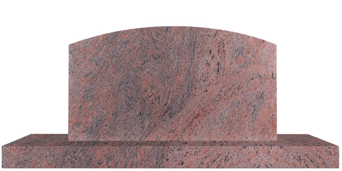 Granít legsteinar - H-201-MR