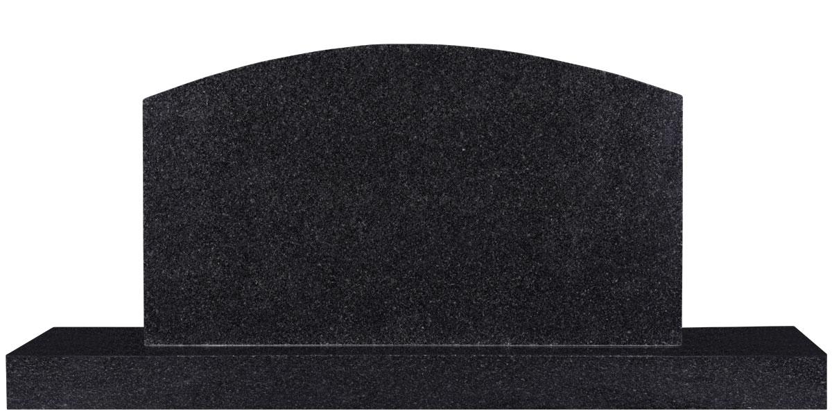 Granít legsteinar - H-201-NA