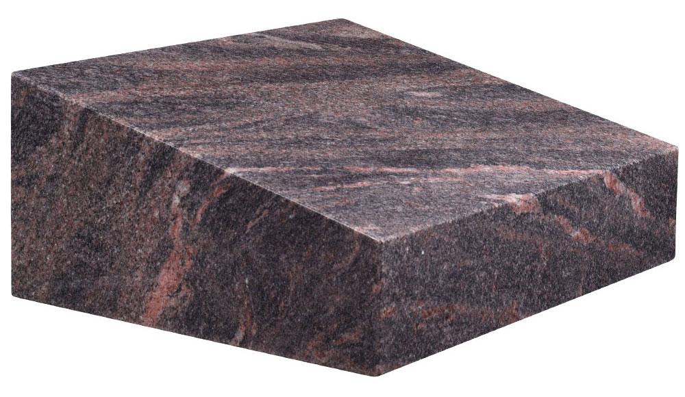 Granít legsteinar - H-220-MR