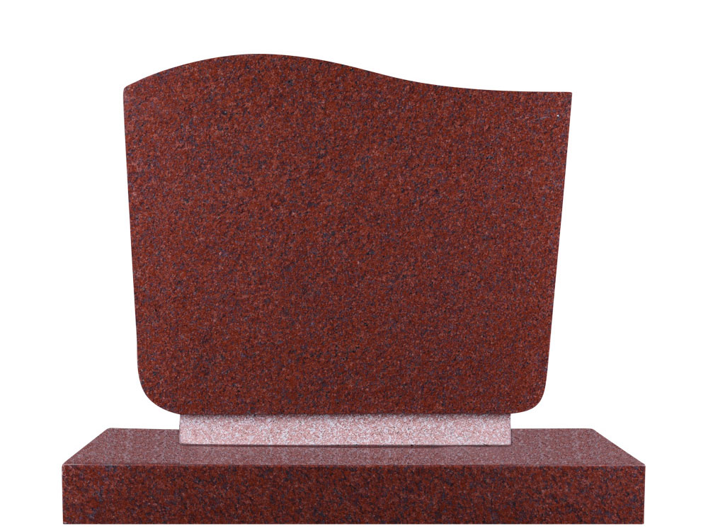 Granít legsteinar - H-254-IR