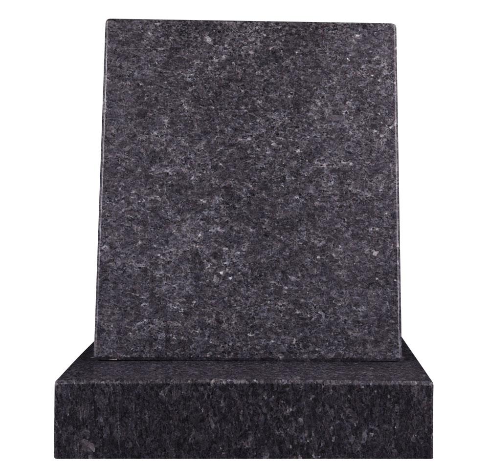 Granít legsteinar - H-660-VB