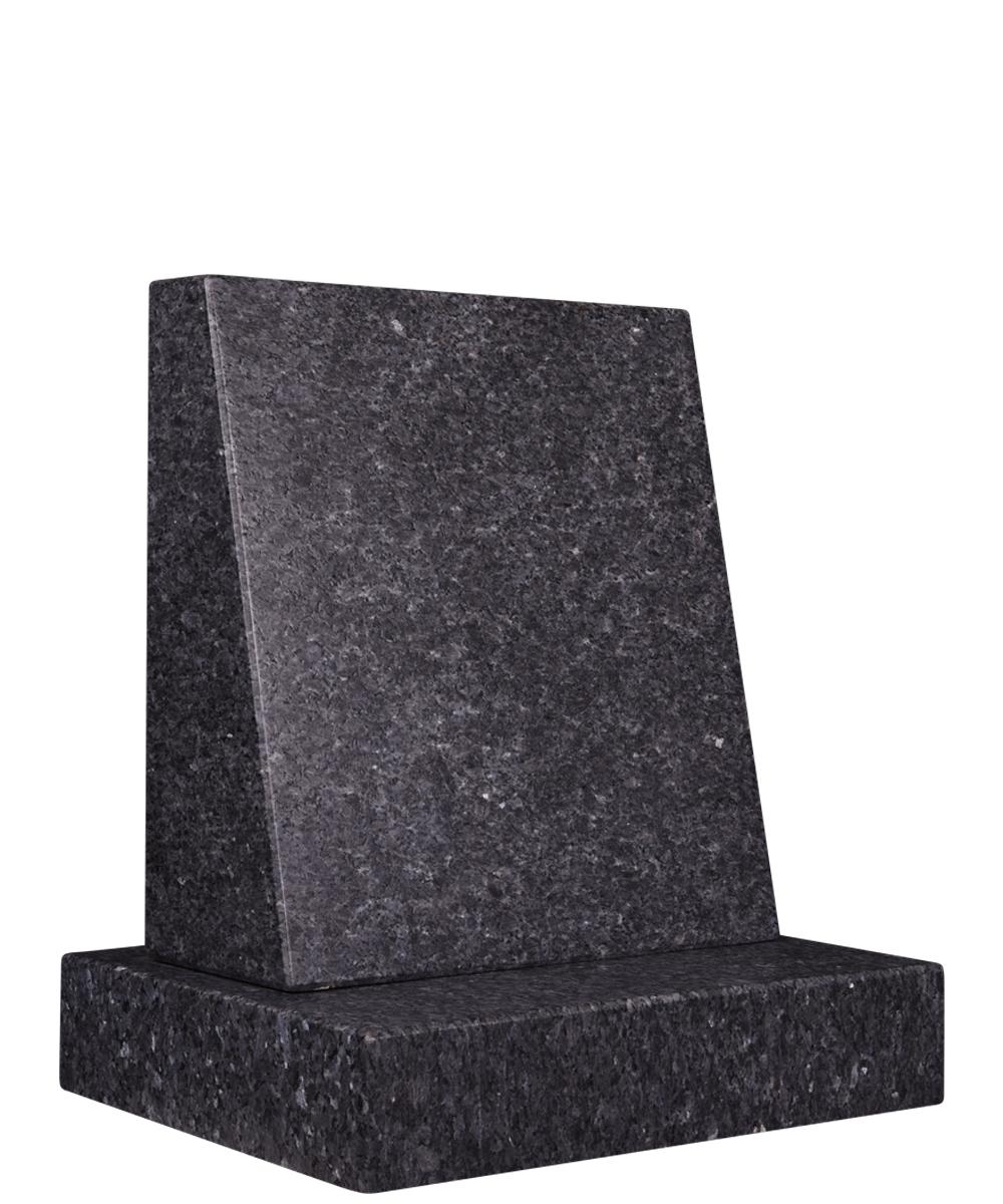 Granít legsteinar - H-660-VB - Hlið