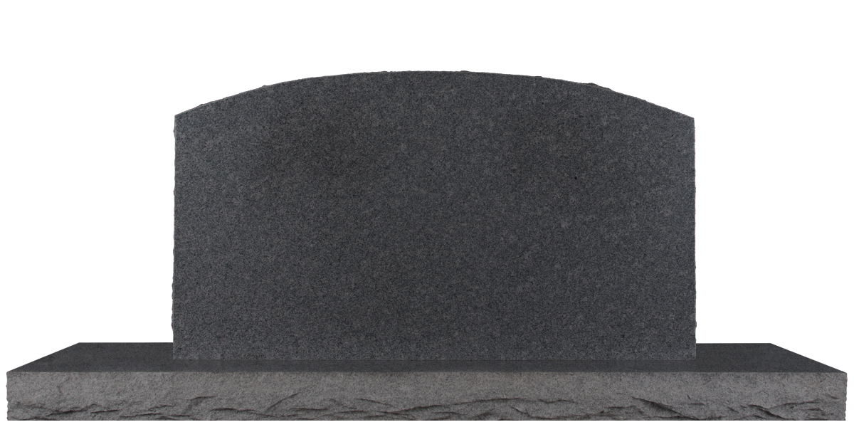 Granít legsteinar - H-101-DG