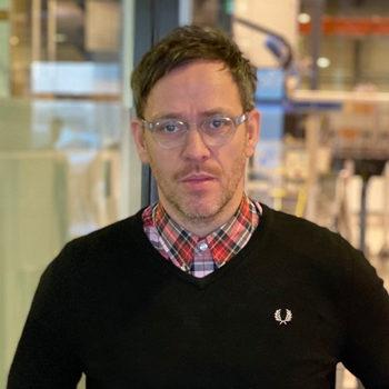 Ásgeir Nikulás Ásgeirsson